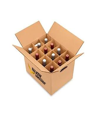 Weinflaschenkarton, 339 x 253 x 330 mm Stück